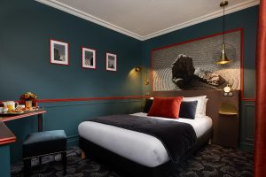 Chambre Double Hotel Montparnasse Daguerre | Hotel paris 3*