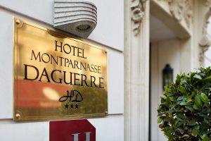 Hotel Montparnasse Daguerre | Bienvenue à l'hotel 3* Montparnasse Daguerre