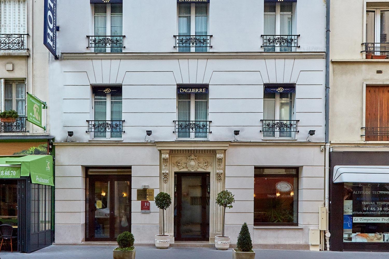 Hotel Paris Montparnasse, hotel 3* Paris 14 Hotel Montparnasse Daguerre