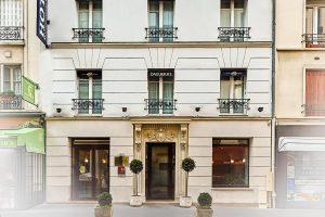 Hôtel Montparnasse Daguerre