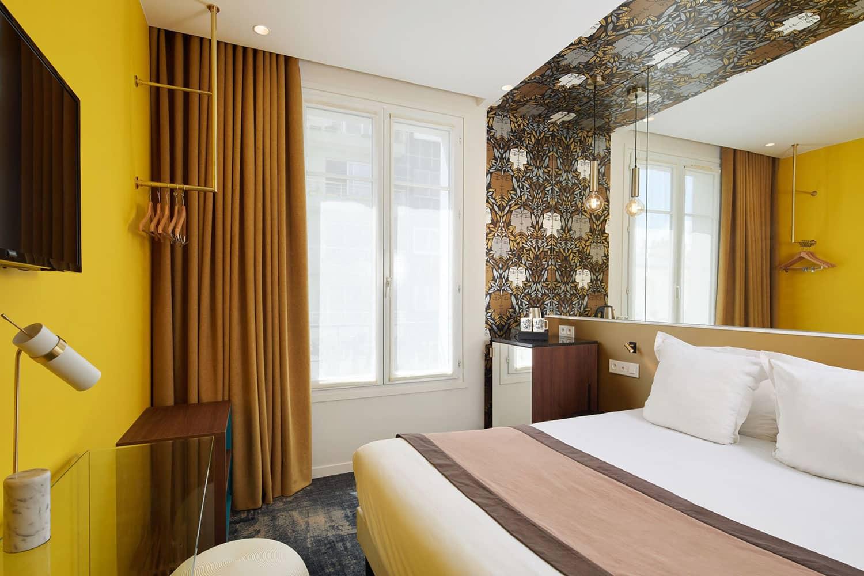 double premium Hôtel Montparnasse Daguerre