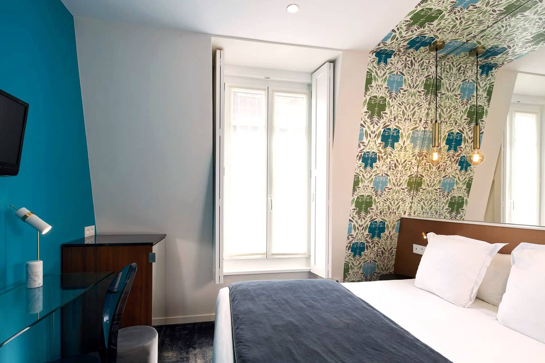Twin premium Hôtel Montparnasse Daguerre
