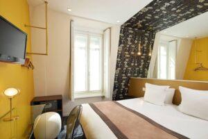 Junior suite Hôtel Montparnasse Daguerre Paris